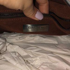 Calvin Klein Collection Bags - Calvin Klein Collections Fur Shoulder Bag